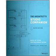 The Architect's Studio...,Allen,9781119092414
