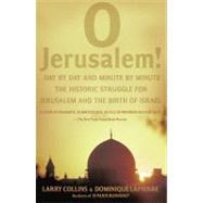 O Jerusalem,Collins, Larry; Lapierre,...,9780671662417