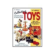 O'Brien's Collecting Toys,Stephan, Elizabeth A.,9780873492423