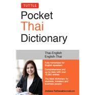 Tuttle Pocket Thai Dictionary by Rattanakhemakorn, Jintana, 9780804852432