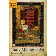 Early Medieval Art,Nees, Lawrence,9780192842435