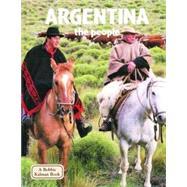 Argentina: The People,Kalman, Bobbie,9780865052451