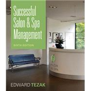 Successful Salon and Spa...,Tezak, Edward; Folawn, Terry,9781435482463