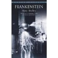 Frankenstein,Shelley, Mary,9780553212471