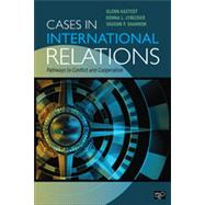 Cases in International...,Hastedt, Glenn; Lybecker,...,9781608712472