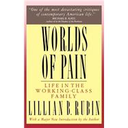 Worlds Of Pain Life In The...,Rubin, Lillian B,9780465092482