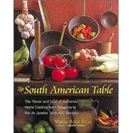 The South American Table,Kijac, Maria,9781558322486