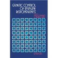 Genetic Control of Immune Responsiveness : Relationship to Disease Susceptibility by McDevitt, Hugh O.; Landy, Maurice, 9780124832503