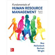 Loose Leaf for Fundamentals of Human Resource Management by Noe, Raymond, 9781260152517