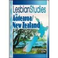 Lesbian Studies in Aotearoa/New Zealand by Laurie; Alison, 9781560232520