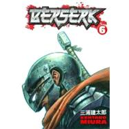Berserk Volume 6,Miura, Kentaro; Miura, Kentaro,9781593072520