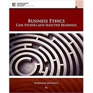 Business Ethics Case Studies...,Jennings, Marianne M.,9781305972544