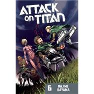 Attack on Titan 6 by ISAYAMA, HAJIME, 9781612622552