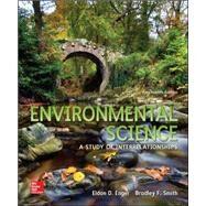 Environmental Science,Enger, Eldon; Smith, Bradley,9780073532554
