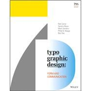 Typographic Design,Carter, Rob; Maxa, Sandra;...,9781119312567