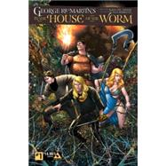In the House of the Worm by Martin, George R. R.; Miller, John Jos. (CRT); Rodriguez, Ivan; Reed, Jaymes; Digikore Studios, 9781592912599