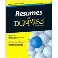 Resumes for Dummies by Decarlo, Laura; Kennedy, Joyce Lain (CON), 9781118982600