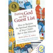Putting God On The Guest List by Salkin, Jeffrey K., 9781580232609