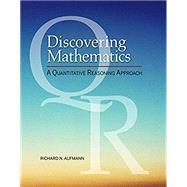 Discovering Mathematics A...,Aufmann, Richard N.,9780357022610
