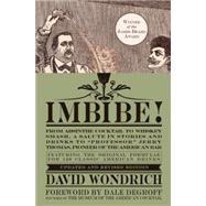 Imbibe! From Absinthe...,Wondrich, David,9780399172618