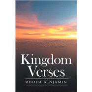 Kingdom Verses by Benjamin, Rhoda, 9781796062618