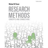 Research Methods: Concepts...,Passer, Michael,9781319292652