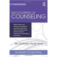 Encyclopedia of Counseling:...,Rosenthal; Howard,9781138942653
