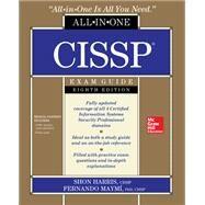 CISSP All-in-One Exam Guide,...,Harris, Shon; Maymi, Fernando,9781260142655