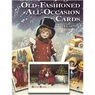 Old-Fashioned All-Occasion...,Oldham, Gabriella,9780486262659