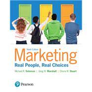 Marketing Real People, Real...,Solomon, Michael; Marshall,...,9780134292663