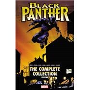 Black Panther by Christopher Priest The Complete Collection Volume 1 by Priest, Christopher; Quesada, Joe; Texeira, Mark; Evans, Vince; Jusko, Joe; Manley, Mike; Bright, Mark; Velluto, Sal, 9780785192671