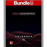 GEN COMBO LL MACROECONOMICS; CONNECT ACCESS CARD MACROECONOMICS by Colander, David, 9781260712681