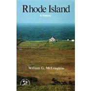 Rhode Island: A History,McLoughlin, William G.,9780393302714