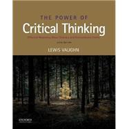 The Power of Critical...,Vaughn, Lewis,9780190852719
