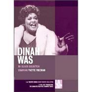 Dinah Was,Goldstick, Oliver,9781580812719