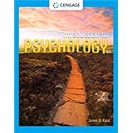 Introduction to Psychology,Kalat, James W.,9780357372722