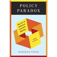 Policy Paradox: The Art of...,STONE,DEBORAH,9780393912722