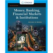 Money, Banking, Financial Markets & Institutions by Brandl, Michael, 9781337902724