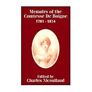 Memoirs of the Comtesse De...,Nicoullaud, M. Charles,9781410202727