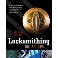 Locksmithing, Second Edition,Phillips, Bill,9780071622752