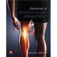 Essentials of Athletic Injury...,Prentice, William,9780078022753