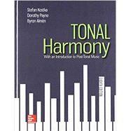 Gen Combo Tonal Harmony with...,Kostka, Stefan; Payne,...,9781260212754