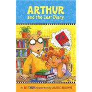 Arthur and the Lost Diary,Brown, Marc Tolon,9780613112772