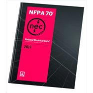National Electrical Code 2017,(NFPA) National Fire...,9781455912773