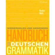 Handbuch zur deutschen...,Rankin, Jamie; Wells, Larry,9781439082782