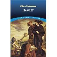 Hamlet,Shakespeare, William,9780486272788