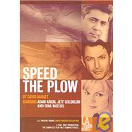 Speed The Plow,Mamet, David,9781580812788