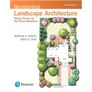 Residential Landscape...,Booth, Norman K.; Hiss, James...,9780134602806
