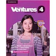 Ventures Level 4 Digital...,Bitterlin, Gretchen; Johnson,...,9781108552806