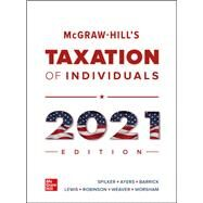 McGraw-Hill's Taxation of...,Spilker, Ayers, Robinson,...,9781260432817